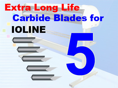 5 Packs IOLINE Compatible Blades, Qty Discount (free shipping)