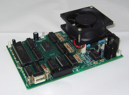 Mother Board with I/O Board for T Serise Vinyl Cutters - Click Image to Close